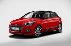 Hyundai's popular i20 is getting a facelift