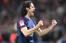 Cavani unaware he broke Ibrahimovic's PSG goalscoring record