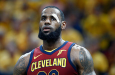 'I'm burnt right now': LeBron wants rest after Cavs' Game 7 win over Pacers
