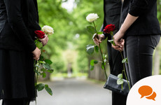 'I never thought I'd end up at a funeral at 18 watching everyone in my school break down'