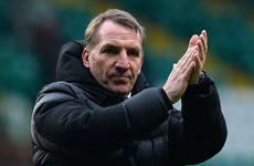 Brendan Rodgers not leaving 'best job in the world' at Celtic for Arsenal