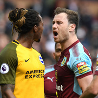 FA condemn Burnley fans for 'unacceptable' taunting of Brighton defender Bong