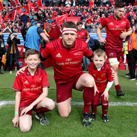 'Munster have been incredible... They looked after me and I feel I owe them a lot'