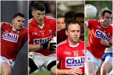 Powter and Kerrigan set to be Cork absentees, O'Driscoll opts out while Loughrey is on the mend.
