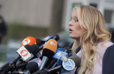 Porn star Stormy Daniels is suing Donald Trump for defamation