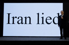 Israel's Netanyahu says he has proof of Iran's 'secret' nuclear weapons plan