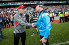 'No team lasts forever' - Harte senses 'window of opportunity' to threaten Dubs' dominance