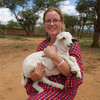 This Cork dairy farmer drank blood fresh from a cow when she spent time farming with tribespeople in Kenya