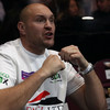 Fury: Joshua an inspiration to young people, but doesn't have the natural gift