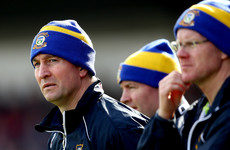 Tipperary boss - 'I think survival will be the key word that we will all be thinking about'
