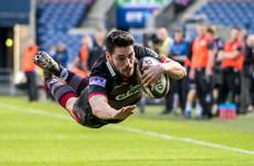 Scarlets swoop for Scottish international Hidalgo-Clyne in double scrum-half capture