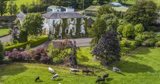 Lord it up in this ivy-clad manor with sauna and games room for €1.1m