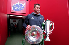 Taste of silverware intensifies trophy chase with Munster, says CJ Stander