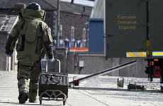 Gardaí call in bomb disposal team after suspicious device found in Dublin