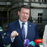 Alan Kelly is no longer gunning for Howlin's job as leader of the Labour Party