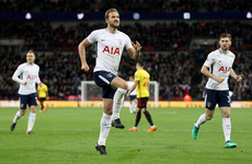 Kane is not capable of doing things like Messi and Ronaldo, says Spurs legend Ginola