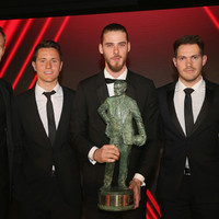 Star man De Gea passes Ronaldo's Man United awards record