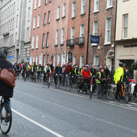 Motorists urged to be more aware of cyclists this bank holiday weekend