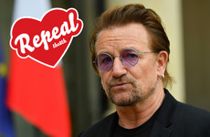 11 of the gassest reactions to U2 coming out in support of Together For Yes