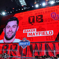 The Patriots flirted with a massive trade to snap up Baker Mayfield in the NFL Draft