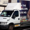 Gardaí investigating how pro-life campaign billboard van was allowed to park on Garda property