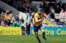 Bound for Harvard in September but set to return to play for Clare hurlers in 2019 season