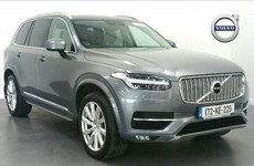 Motor Envy: The Volvo XC90 is a luxurious seven-seater that stands out from the crowd