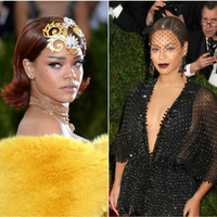 28 Throwbacks of Beyoncé, Rihanna, Blake Lively and SJP to get you psyched for next week's Met Gala