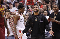 Cavs player gets into altercation with rapper Drake, igniting one of the NBA's oddest rivalries