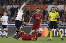 As it happened: Roma v Liverpool, Champions League semi-final