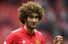 'He spat at a girl' - Fellaini hits back at Carragher criticism