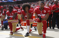 Player files lawsuit against NFL alleging he's being frozen out for Kaepernick support