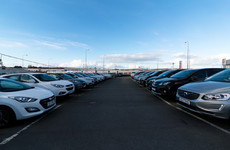 New car sales were up slightly in April