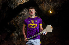 Rising Wexford star drops football to prolong hurling career after knee injury