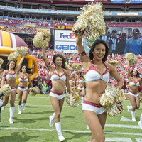 Redskins cheerleaders say they were forced to pose nude and serve as escorts for sponsors