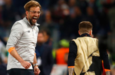 We will be on fire – Klopp warns Real Madrid