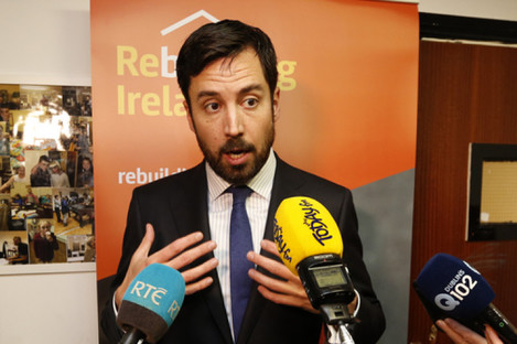 File photo of Minister Murphy.