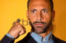 Rio Ferdinand refused pro boxing licence
