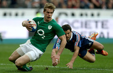 Ulster and Ireland wing Andrew Trimble announces retirement from rugby