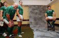 23 photos that sum up Shane Horgan's glittering rugby career