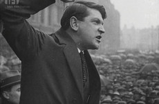 Restored newsreel footage shows Ireland's fight for Independence