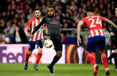 As it happened: Atletico Madrid v Arsenal, Europa League semi-final