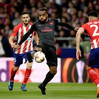 As it happened: Atletico Madrid v Arsenal, Europa League semi-final