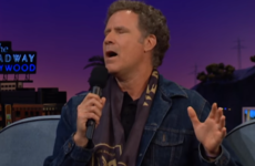 Will Ferrell tried to make Eva Longoria emotional, and it's just kind of awkward