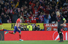 Old foe Costa ends Arsenal's Europa League hopes as Atleti reach final