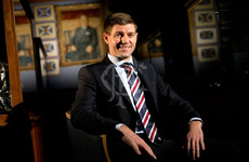 Steven's Day: Gerrard unveiled as Rangers manager