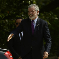 Gerry Adams quotes Bobby Sands and hails 'historic moment' at Basque peace conference