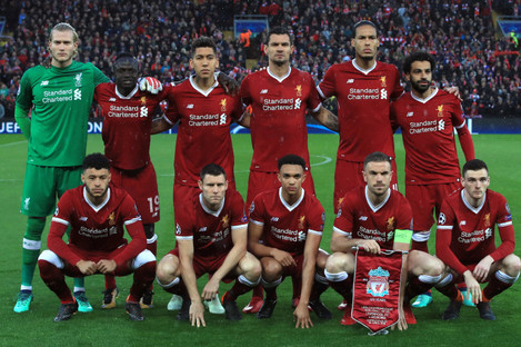 Liverpool are in the Champions League final, but they have yet to secure their place in next year's competition.