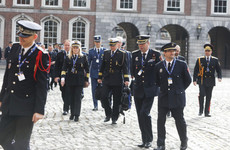 Ireland comparing critical incident plans with senior police from 35 European countries