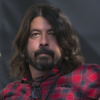 Dave Grohl went for Trump, saying he feels shame when he travels abroad